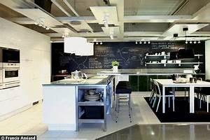 Cuisine Industrielle Ikea : cuisine ikea d couvrez le nouveau magasin 100 cuisine ~ Dode.kayakingforconservation.com Idées de Décoration