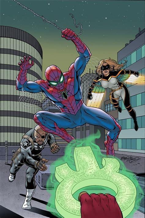 scorpio rising begins  amazing spider man   march
