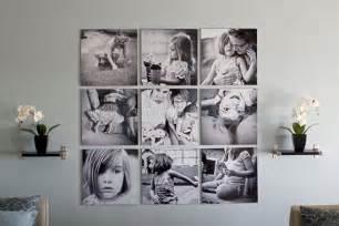 Display Idea Photo Wall Collage