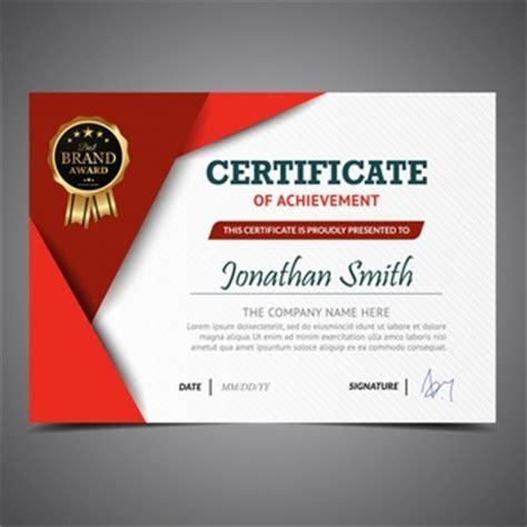 luxury certificate  golden details vector