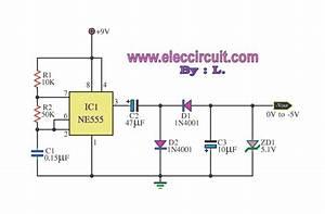 555 Dc Boost Converter Circuits