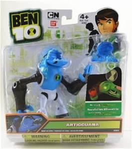 Ben 10 Ultimate Alien Articguana - ma