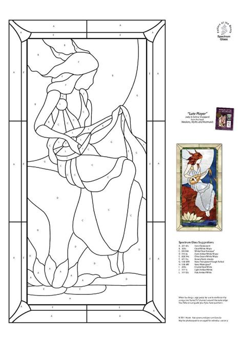 stained glass l patterns 199 best stained glass patterns images on pinterest