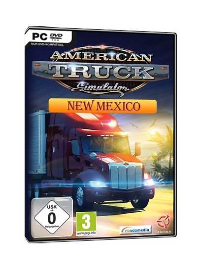 Simulator Truck American Dlc Mexico Euro Mmoga
