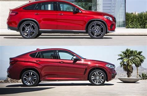 2016 mercedes benz gle class coupe review ratings edmunds. Comparativa visual entre el Mercedes-Benz GLE Coupé y el ...