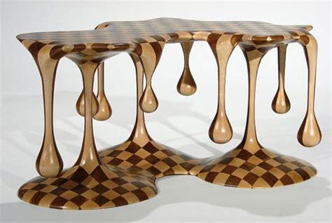 salvador dali inspired table    fun ideas