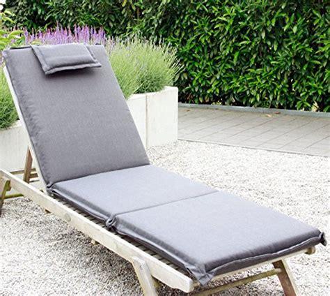 coussin pour bain de soleil coussin pour bain de soleil chaise longue de jardin avec oreiller fermeture 233 clair housse