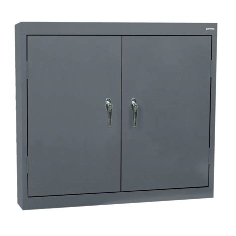 home depot metal cabinets sandusky 30 in h x 36 in w x 12 in d steel wall storage
