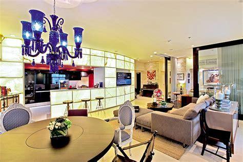KC Concepcion's Modern Eclectic Home   RL