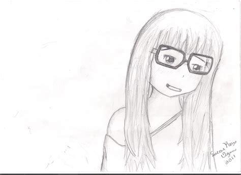 Deviantart Anime Draw Random Anime Girlazdaroth On Random Anime Draw By Elekeiou On Deviantart
