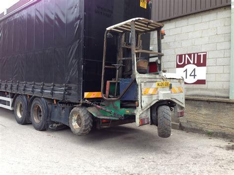 secondhand lorries  vans forklift trucks moffat