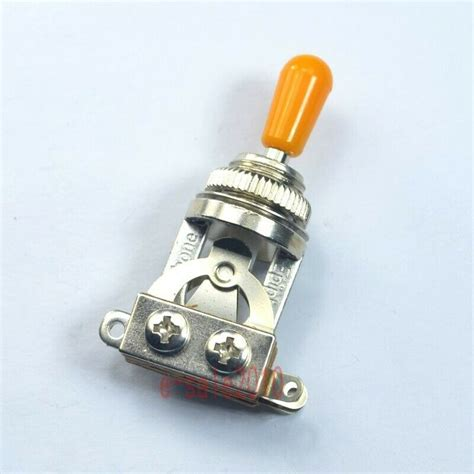 Genuine Short Way Toggle Switch For Gibson Les Paul