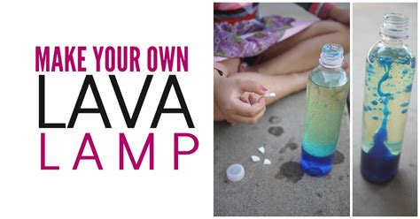 how to make your own lava l make your own lava l easy kid science activity
