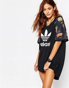 les 25 meilleures idees de la categorie adidas originals With robe t shirt adidas