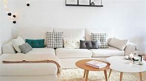 amenager un petit salon conseils plans decoration With amazing comment meubler un salon carre 1 comment amenager un salon rectangulaire