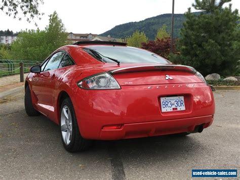 2007 Mitsubishi Eclipse For Sale 2007 mitsubishi eclipse for sale in canada