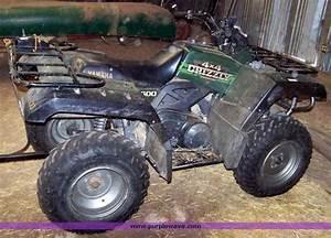 Yamaha Yfm 600 Grizzly 1999 Repair Service Manual