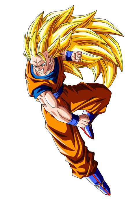 Dragon Ball Z Goku Ssj3 Images Femalecelebrity