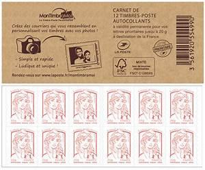 Poids Courrier Timbre : carnet de 12 timbres marianne rouge couverture montimbramoi boutique particuliers la poste ~ Medecine-chirurgie-esthetiques.com Avis de Voitures