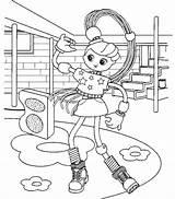 Spaghetti Coloring Betty Printable Getdrawings Getcolorings sketch template