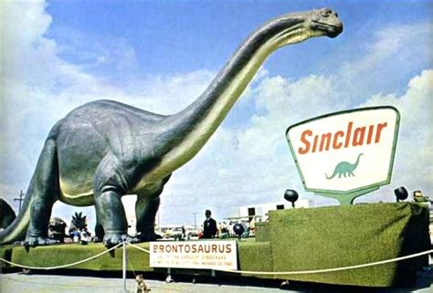 Dinosaur Fever - Sinclair's Icon - American Oil & Gas ...