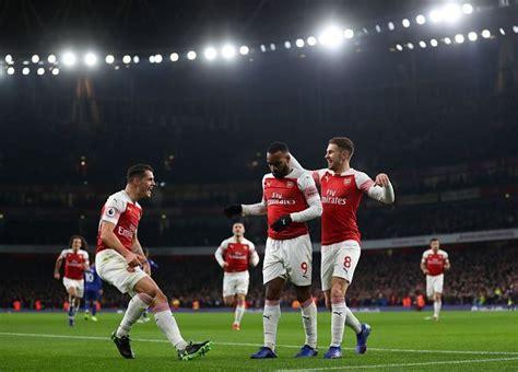 arsenal premier league champions