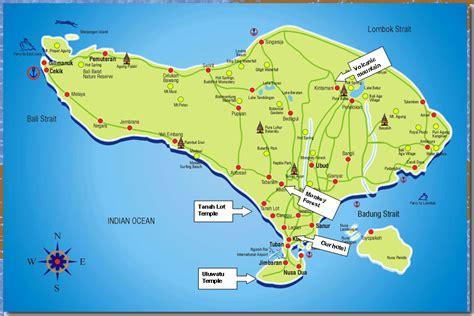 denpasar map bing