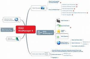 software to help you manage your mind capitalogix With mindjet mindmanager templates