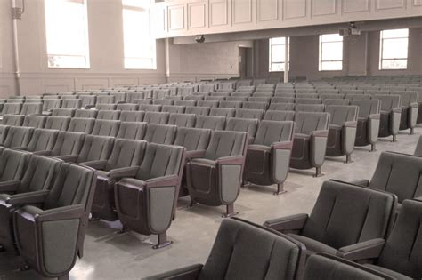 theater seating installations preferred seating