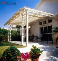 louvered roof system gutters
