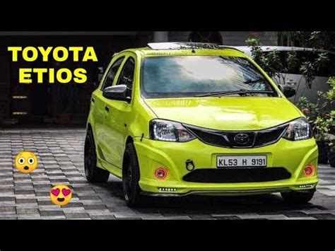 Toyota Etios Valco Modification by Toyota Etios Modification Travelnetwork