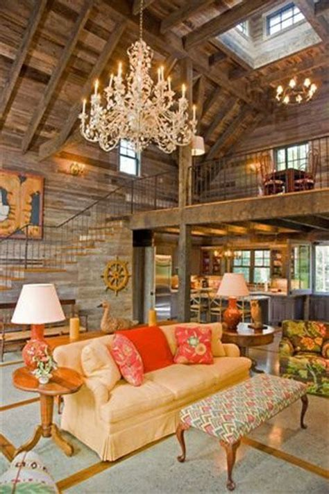 lake house chandeliers wood chandelier contrast lake house decorating ideas
