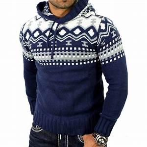 Norweger pullover herren