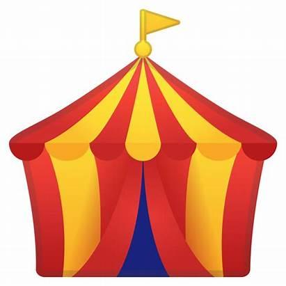 Tent Tenda Circo Circus Android Clipart Icon