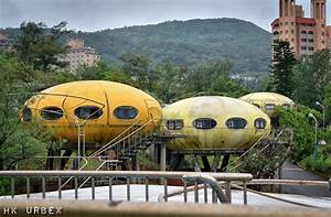 HKFP Lens: The ruins of Taiwan's abandoned flying saucer ...