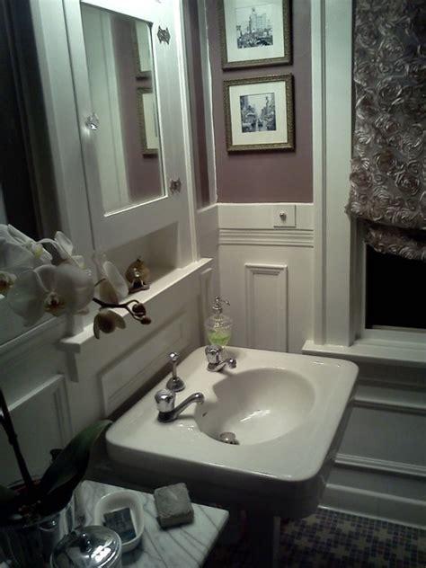1930s Bathroom Design by 1930 S Bathroom Renovation Traditional Bathroom