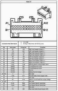 2006 Chevy Equinox Radio Wiring Diagram