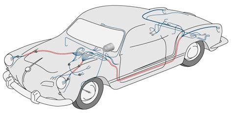 Blog For James The Karmann Ghia Wiring Diagram