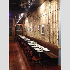 Birchwood Kitchen Hosts The First Chef's Table Of 2015