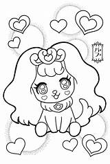 Pages Coloring Precure Princess Colouring Glitter Force Puff Candy Cure Anime Sheets Cool Magical Pretty Printable Coloriage Adult Eye Kawaii sketch template