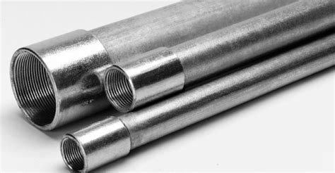 The Basics Steel Conduit Electrical Construction