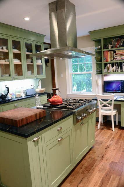 kitchen  family room renovation traditional kitchen