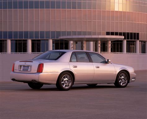 2003 Cadillac Deville Image Httpswwwconceptcarzcom