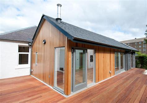 bungalow wrap housing scotlands  buildings architecture  profile  building