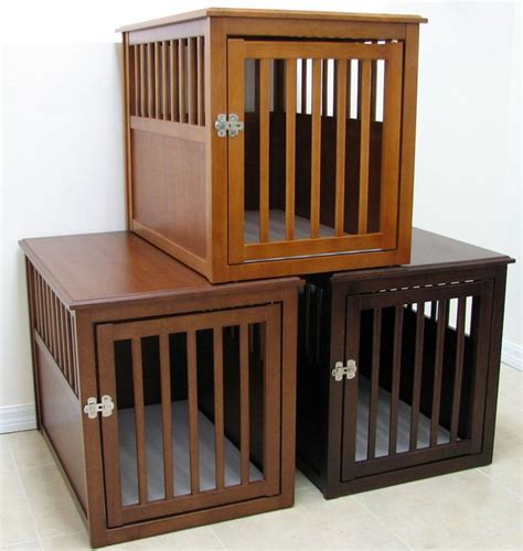 build  wood dog crate woodworking projects plans