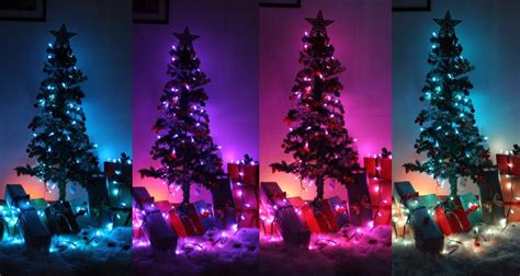 programmable color changing led christmas lights smart programmable led christmas lights rgb color changing