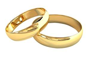 engagement rings with wedding bands wedding rings magazine wedding