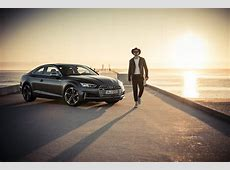 The new Audi A5 and S5 Coupé Testdrive in Portugal and