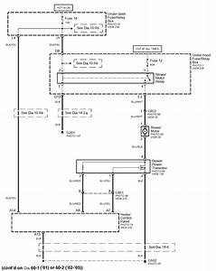 Reliable Wiring Schematic For Ac  Heat Blower Motor System