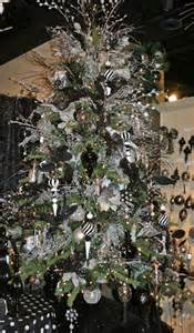 a black and white christmas sheri martin interiors